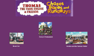 Thomas The Tank Engine and Friends - Chases, Races and Runaways (1997) - Scene Selection 4