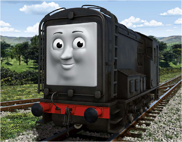 Diesel Thomas Made Up Characters And Episodes Wiki