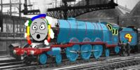 Kuno the Tank Engine 14