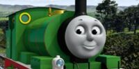 Percy the Small Engine Vs. Pervy