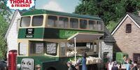 Bulgy the Vegetable Bus