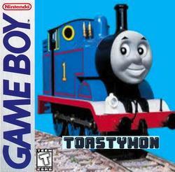 Toastymon Thomas Version3
