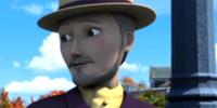 The Duke of Boxford