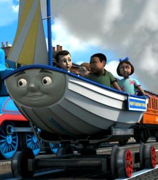 Railboat Tours