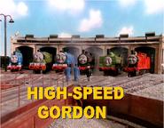 High-SpeedGordon