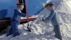 The Railway Series - Thomas, Terence and the Snow