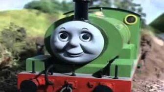 The Railway Series Percy Runs Away