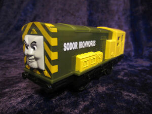 Trackmaster Bert
