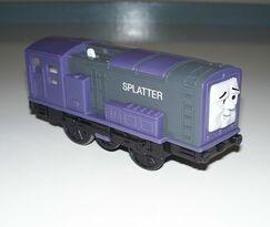 Trackmaster Splatter