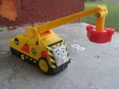 Trackmaster Kevin