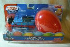 Springtime Surprise Thomas