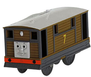 Trackmaster Toby