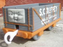 Trackmaster S. C. Ruffey