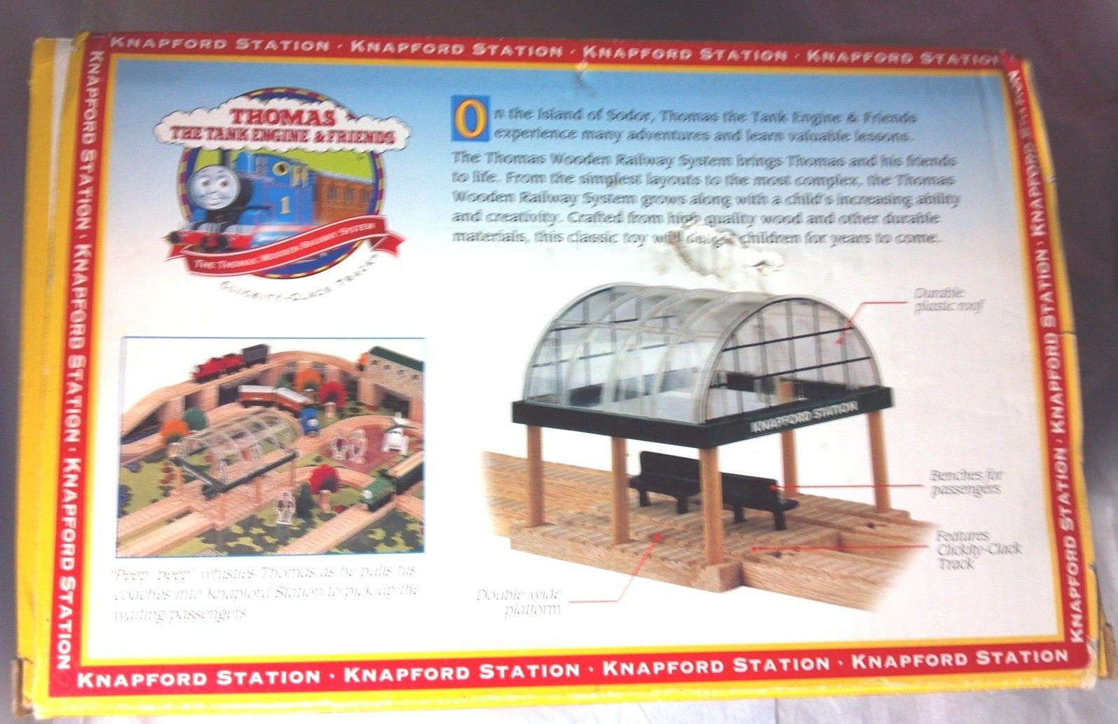 Knapford Station Platform Thomas Wooden Railway Wiki