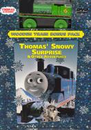 Thomas'SnowySurpriseDVDwithJackFrostPercy