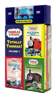 TotallyThomas!Volume1DVDwithThomas