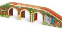 Transforming Track Bridge