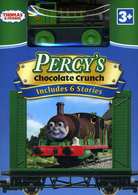 Percy'sChocolateCrunchDVDwithChocolateCoveredPercy