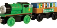 Percy and the Storybook Car