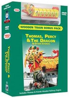 Thomas,PercyandtheDragonDVDwithChineseDragon