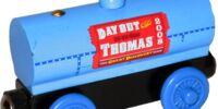 Day Out With Thomas 2008 Water Tanker Car