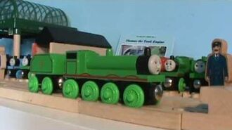 TWR Discussion 1998 Sad Face Henry