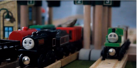 NWRS E1, Diesel Disgrace