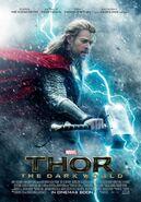 Thor DarkWorld poster