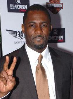 Idris Elba 2007