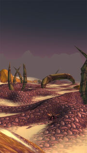 Silithid hive