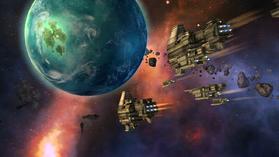 Endless Space United Empires Fleet