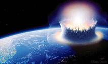 Asteroid strike589