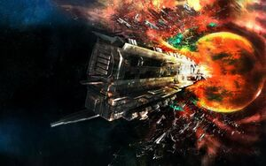 21727 md-Artwork, Battlefleet Gothic