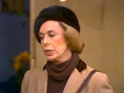 Ruth Manning as Mrs. Harriet Hadley