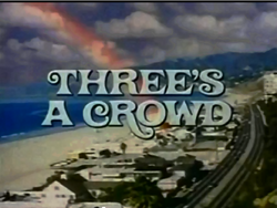 Three's A Crowd Title Screen
