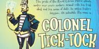 The Cross-Time Adventures of Colonel Tick-Tock