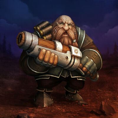 Dwarf 1600
