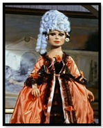 Lady Penelope's Fancy Dress