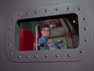Cockpit window