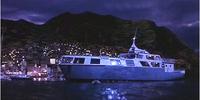 Captain Blacker's Yacht