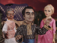 Lady Penelope Traditional Indian Dress