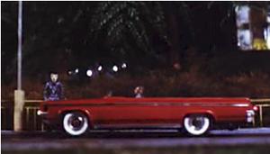 Prescotts car
