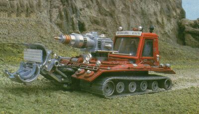 Thunderbirds Laser Cannon