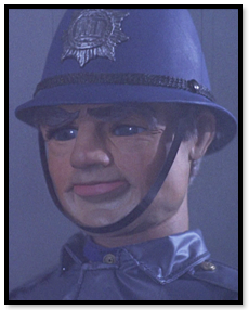 Policeman (Bank of England)