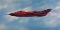 Eddie Houseman's Jet
