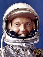 Gordon Tracy was named after Mercury 7 Astronaut Leroy Gordon Cooper