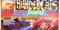 LJN Toyline: Red Laser Saber