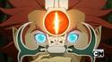 LionO using the sword of omens
