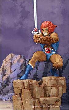 Lion-O Hard Hero