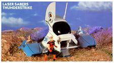 Thunderstrike toy